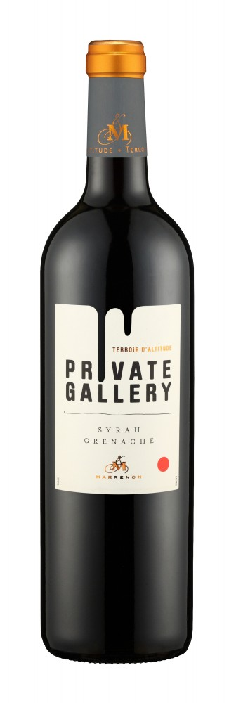 PRIVATE GALLERY Syrah Grenache