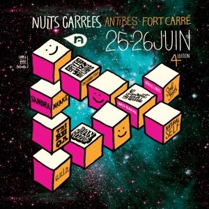 nuitscarrées 2011