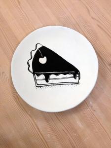 Assiette A tarte