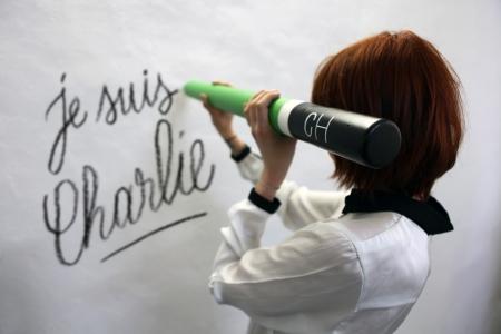 """Un gros """"CRIONS"""" pour Charlie"""