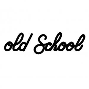 Old School | Aux tableaux