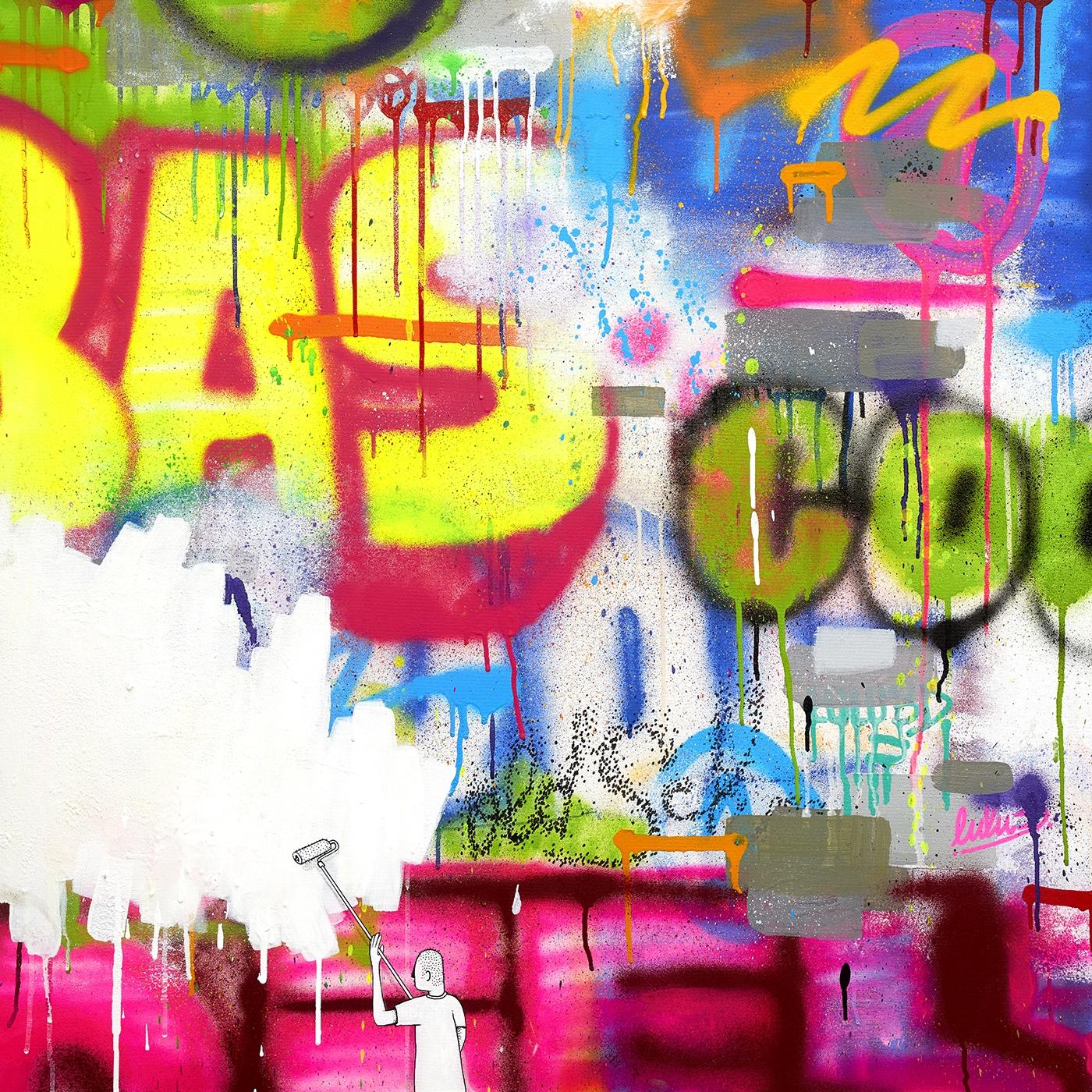 Je déteste le graffiti
