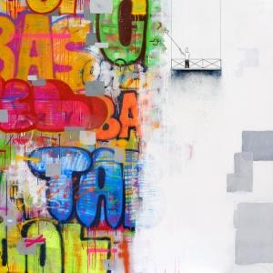 Je déteste le graffiti 8a_2x2